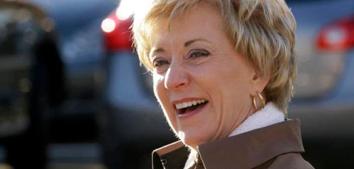 Linda McMahon - HeadStuff.org