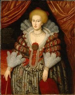 Queen Maria of Sweden - headstuff.org