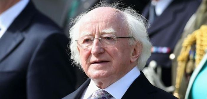 Michael D Higgins - HeadStuff.org