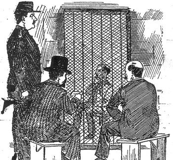 Robert Butler in jail - headstuff.org