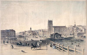 Melbourne in the 1860 - headstuff.org