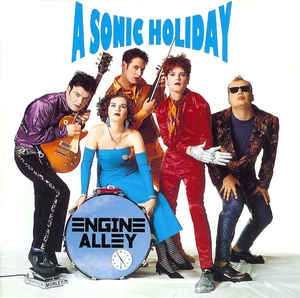 ENGINE ALLEY SONIC HOLIDAY