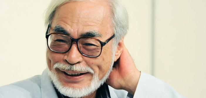 Hayao Miyazaki. - HeadStuff.org