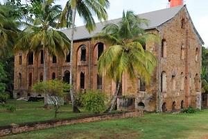 The Devil's Island prison hospital - headstuff.org