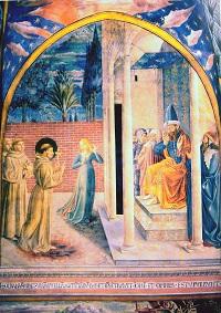 al-Kamil and St Francis - headstuff.org