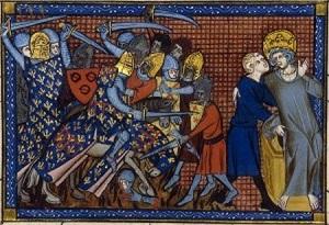 The Battle of Al Mansurah - headstuff.org