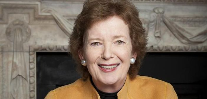 Mary Robinson - HeadStuff.org