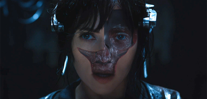 Ghost in the Shell - HeadStuff.org