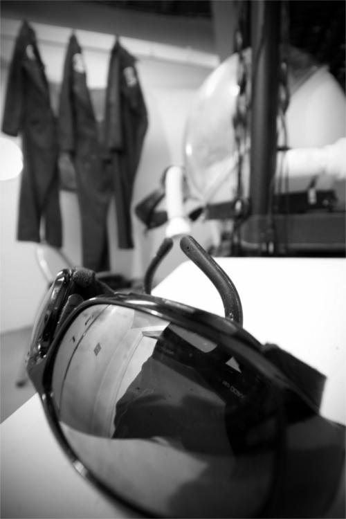 Crew 173 flight suits (Credit Niamh Shaw) - HeadStuff.org