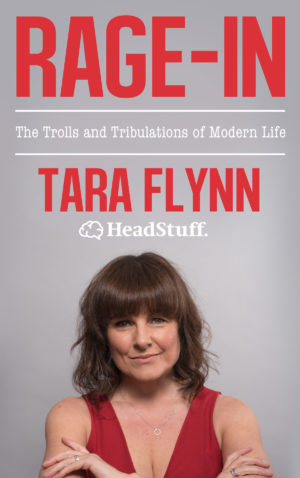 HeadStuff Tara Flynn Rage In Book