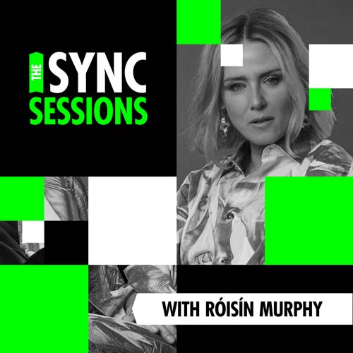 Roisin Murphy Sync Sessions Podcast HeadStuff Podcast Network Partner