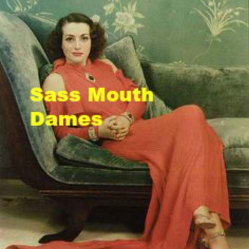 Sass Mouth Dames Podcast HeadStuff Podcast Network Partner