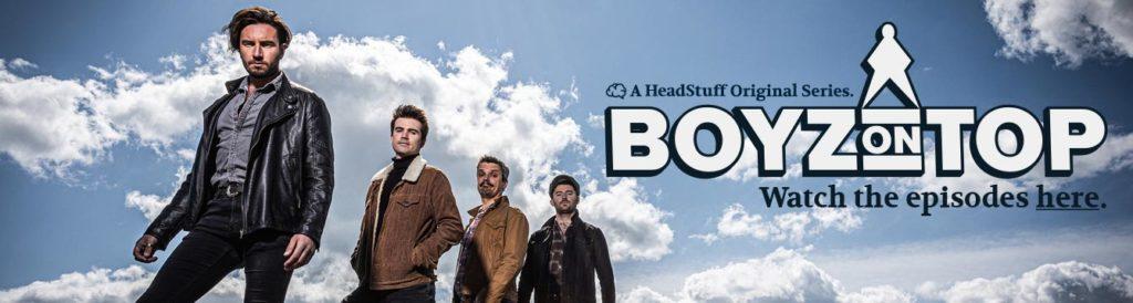 Boyz on Top New Episodes every Sunday