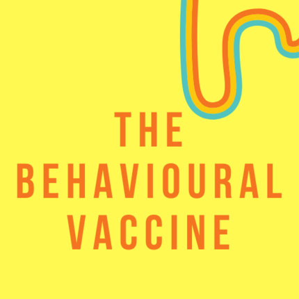 The Behavioral Vaccine Podcast Cover - HeadStuff Podcast Network