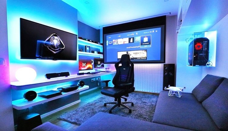 Rate My Set Up How To Create The Ultimate Gaming Room Headstuff